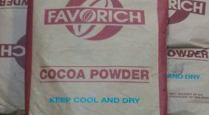 فروش عمده پودر کاکائو مالزی