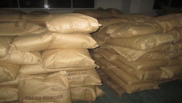 واردات انواع پودر کاکائو الکالایز