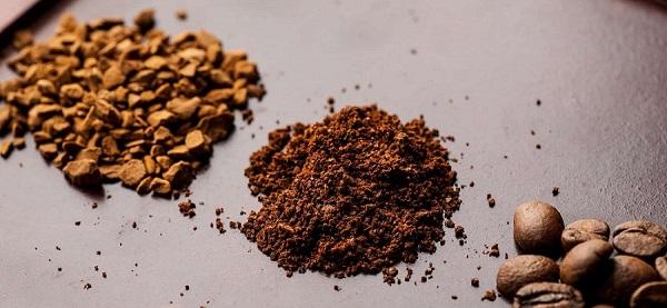 صادرات قهوه فوری
