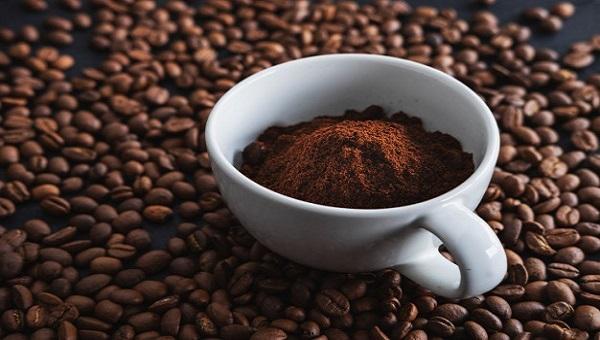 واردات پودر قهوه