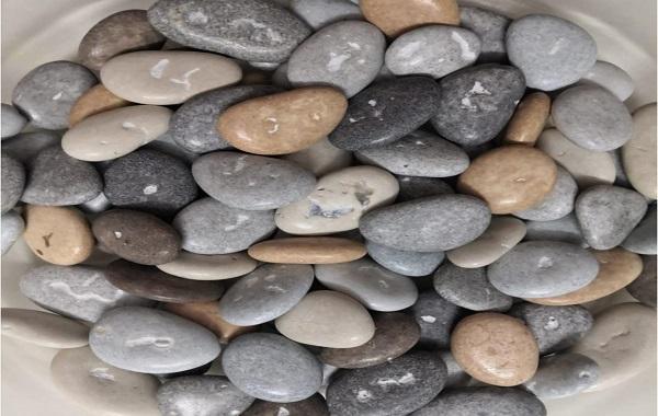 شکلات سنگی رودخانه عمده